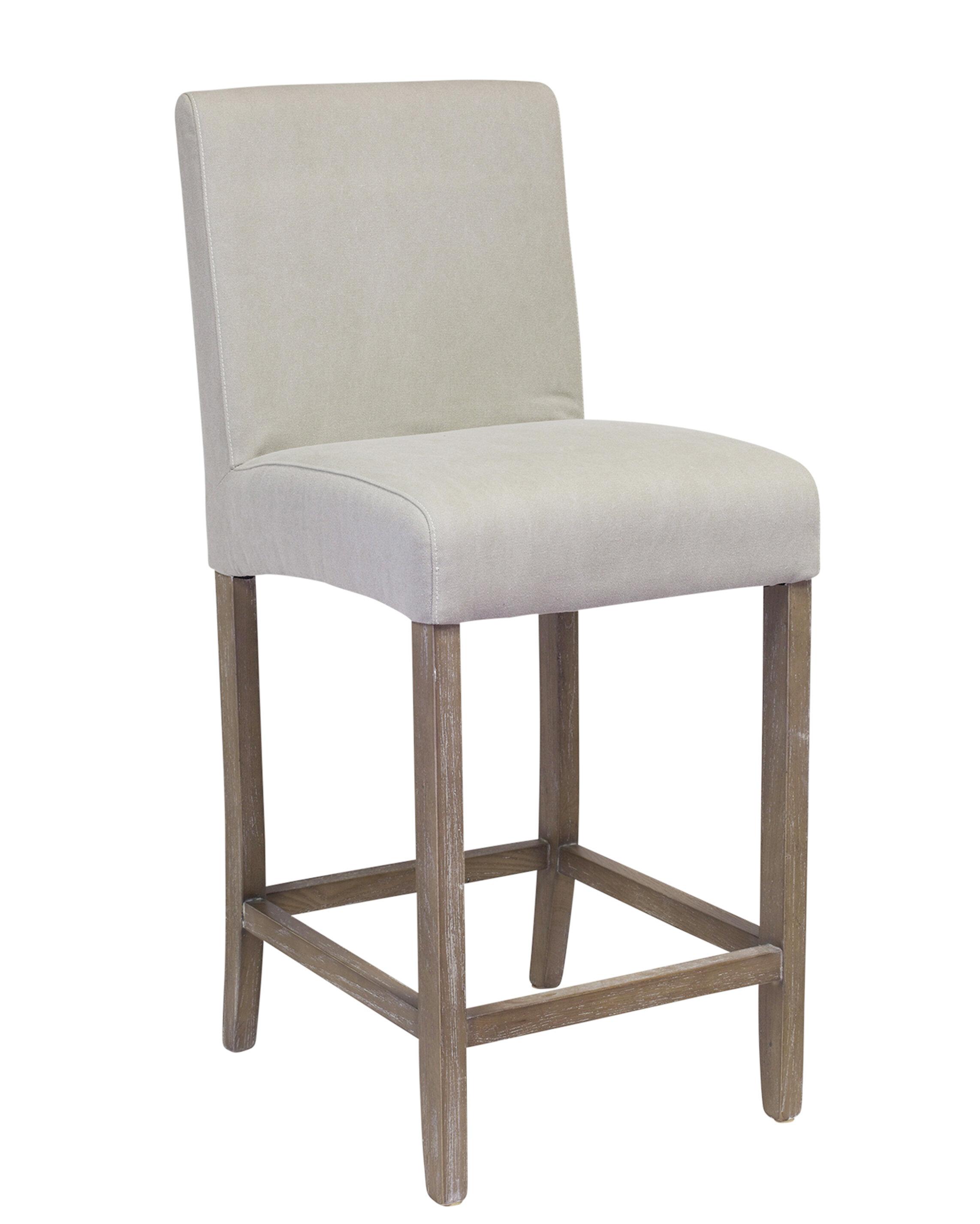 Design tree home james 25 25 counter height stool reviews wayfair