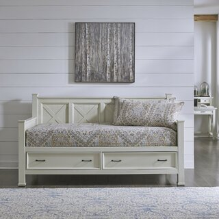 Agnew Lodge Twin Daybed by Canora Grey SKU:AB642074 Price Compare
