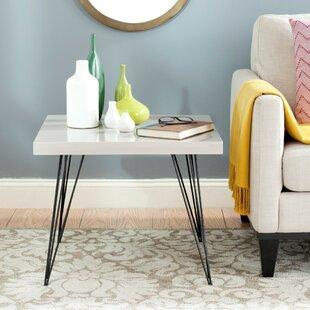 Motta End Table by Brayden Studio