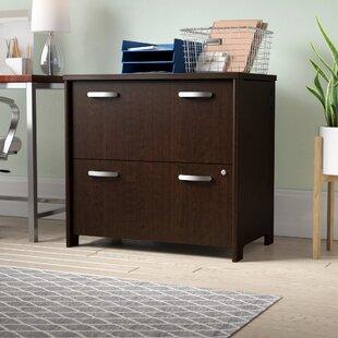 Latitude Run Benter 2-Drawer Lateral Filing Cabinet