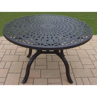 Bosch Metal Dining Table by Darby Home Co 2020 Sale