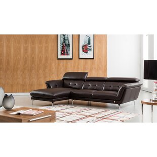 Eager Sectional by Orren Ellis Great Reviews