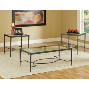 Read Reviews Kenia 3 Piece Coffee Table Set By Alcott Hill