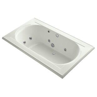 Memoirs 72 x 42 Whirlpool Bathtub