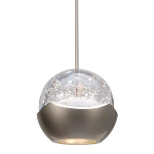 Industrial LEDme Monopoint 1-Light Pendant by WAC Lighting