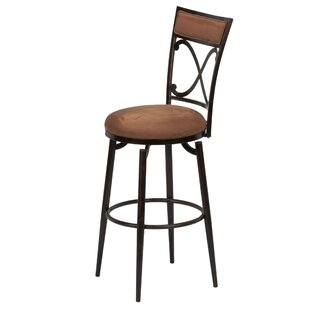 Montgomery Swivel Bar Stool by Fashion Bed Group