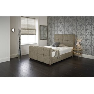 Hintze Upholstered Bed Frame By Ophelia & Co.