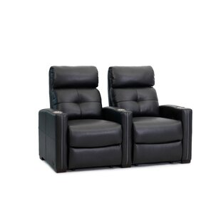 Orren Ellis Home Theater Loveseat