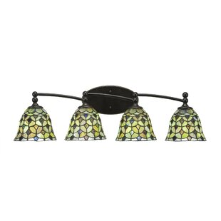 Winston Porter Skypark 4-Light Crescent T..