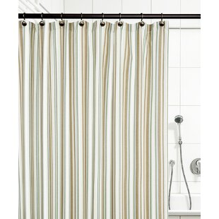 Jaden Stripe Single Shower Curtain
