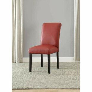 Talbotton Transitional Parsons Chair by Fleur De Lis Living