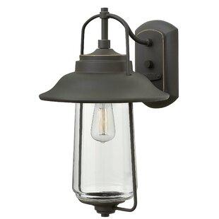 Belden Place 1-Light Outdoor Wall lantern..