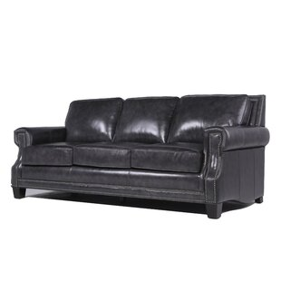 Riley Leather Sofa
