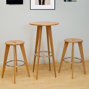 Skylark 29.5 Bar Stool (Set of 2) Mod Made