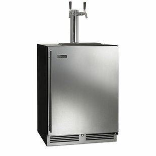 5.2 cu. ft. C-Series Dual Tap Beer Dispenser