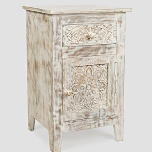 Callimont Hand Carved End Table