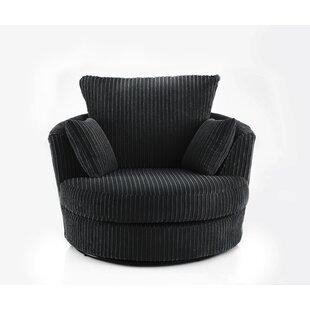 Colmars Swivel Tub Chair By August Grove