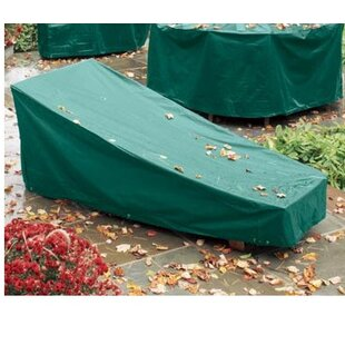Plow & Hearth Long Chaise Cover