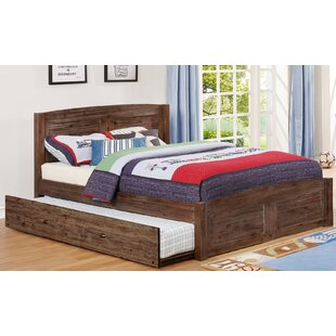 Inexpensive Batey Full Platform Bed with Trundle by Harriet Bee Reviews (2019) & Buyer's Guide