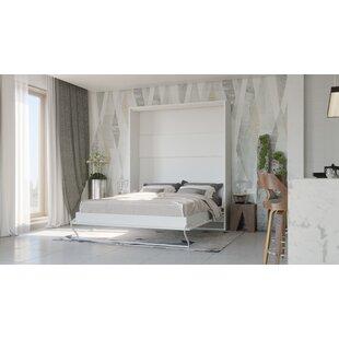 Batie European Kingsize (160 X 200cm) Murphy Bed By Ebern Designs