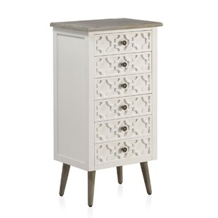 Coursey 6 Drawer Chest By Bloomsbury Market