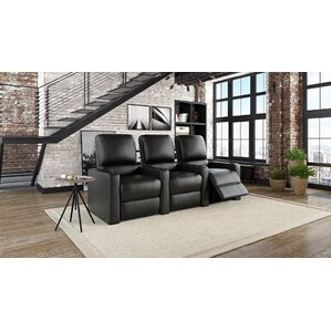 Charger XS300 Home Theatre Lounger (Row of 3) by Octane Seating