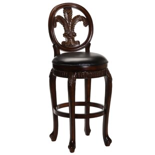 Anavilhanas 25 Swivel Bar Stool Astoria Grand