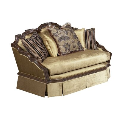 Luxury Traditional Loveseats Perigold