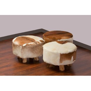 Sayer Ottoman by Union Rustic