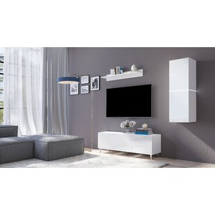 Lenworth Entertainment Unit For TVs Up To 50