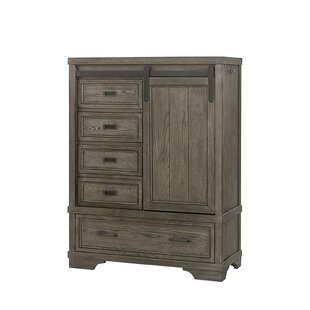 Harriet Bee Cramer Chifferobe 5 Drawer Combo..