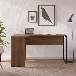 Marcellus L-Shape Executive Desk