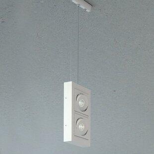 ZANEEN design Marc 2-Light Pendant