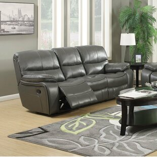 Best Deals Pascal Reclining Sofa by Red Barrel Studio Reviews (2019) & Buyer's Guide