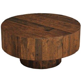 Sarreid Ltd Old Barnwood Coffee Table