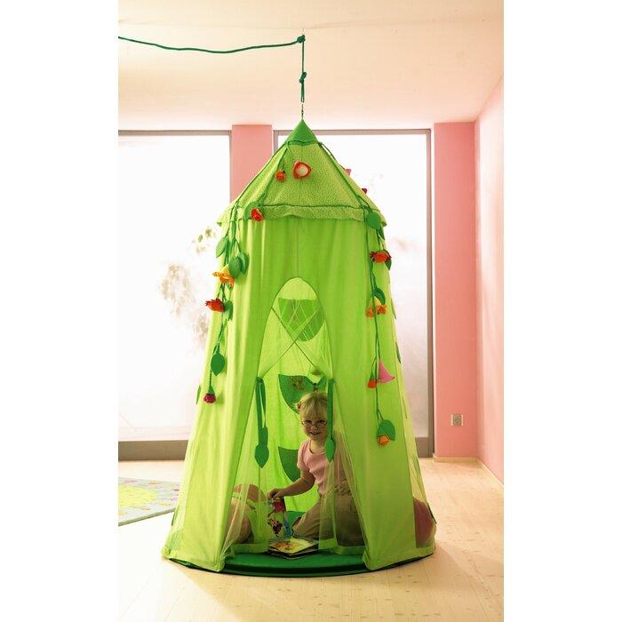 Blossom Sky Hanging Play Tent  sc 1 st  Wayfair & Haba Blossom Sky Hanging Play Tent u0026 Reviews | Wayfair.ca