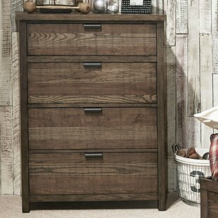 Greyleigh Strasburg 4 Drawer Chest Image