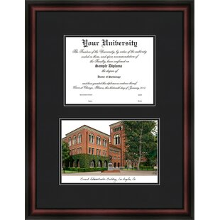 NCAA USC TROJANS Diplomate Diploma Frame By Campus Images