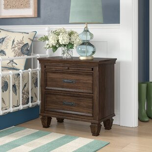 Dorrington 2 Drawer Nightstand