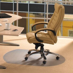 Advantagemat Low Pile Straight Chair Mat By Floortex