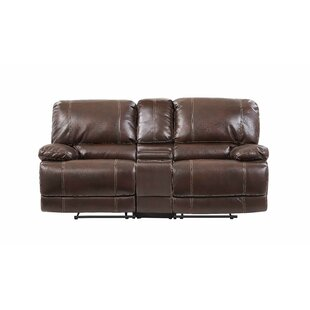 Valarie Reclining Loveseat Darby Home Co