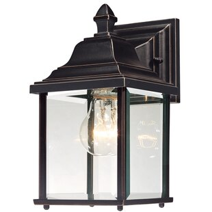 Compare & Buy Talmadge 1-Light Outdoor Wall Lantern By Laurel Foundry Modern Farmhouse