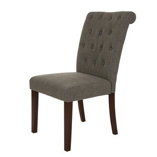 Fabric Side Chair (Set of 2) Glitzhome