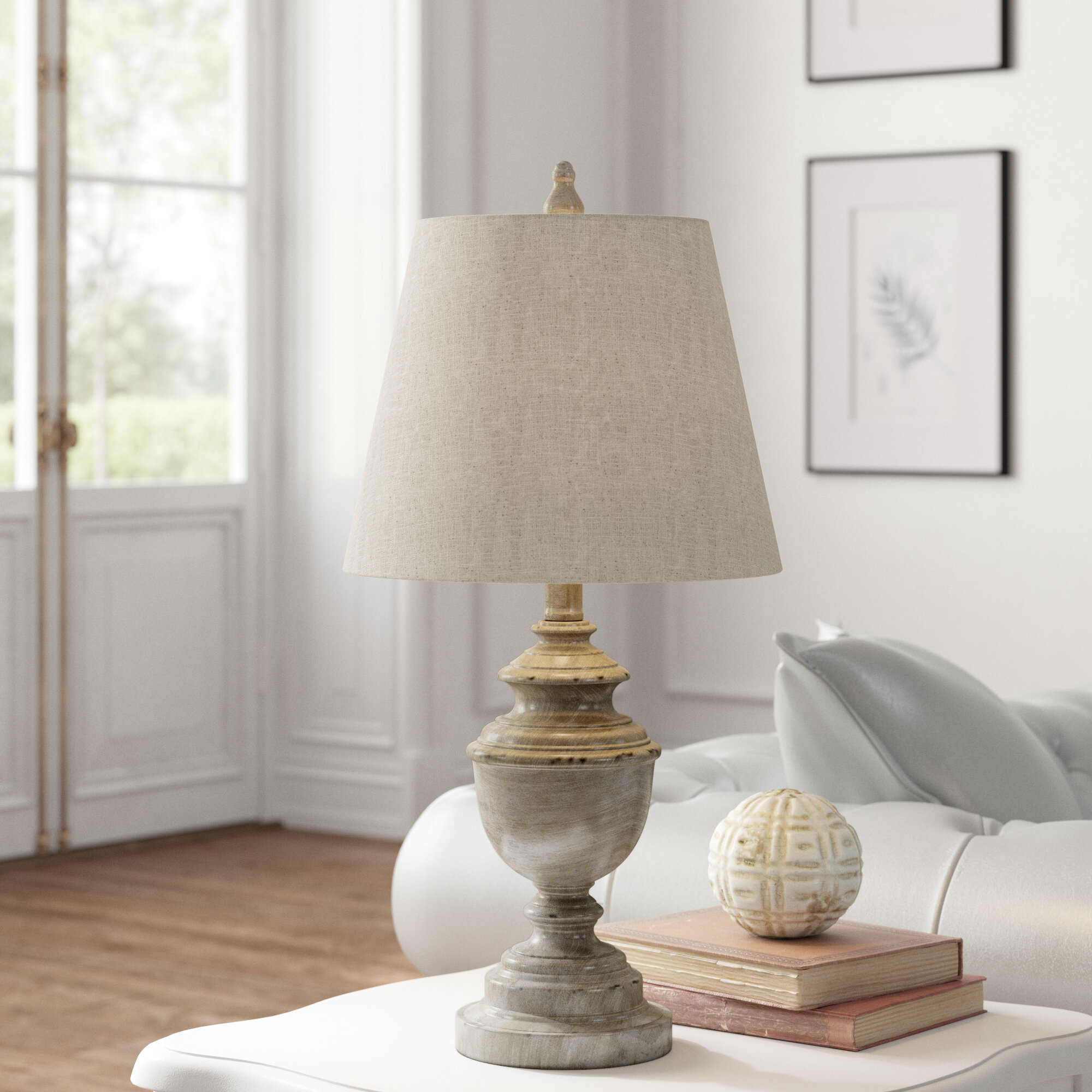 Farmhouse Table Lamps Free Shipping Over 35 Wayfair