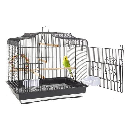 Vogelkäfig Chavarria Archie & Oscar Farbe: Schwarz | Garten > Tiermöbel > Vogelkäfige-Volieren | Archie & Oscar
