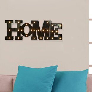 Letter Wall Decor | Wayfair