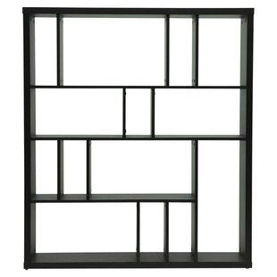 Cade Geometric Bookcase