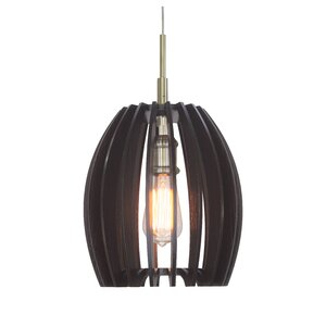 Canopy 1-Light Mini Pendant