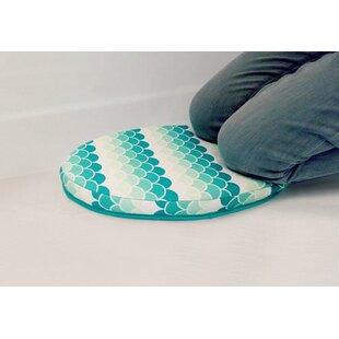 Affordable Price Koi Comfort Bath Kneeler Oval-Shape Floor Mat ByCreative Baby