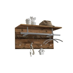 Wall Mounted Coat Rack By FMD